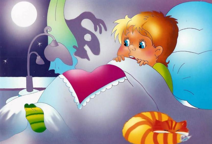 Коли під ліжком оселився монстр» – експерт Марія Малихіна про дитячі страхи – FootyBall